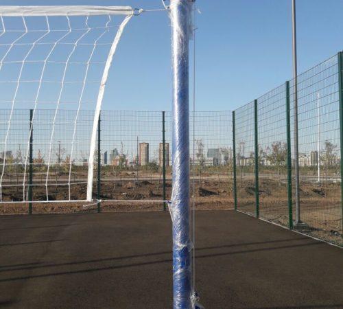 Установка волейбольной стойки