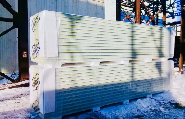 Сэндвич - панели в Алматы